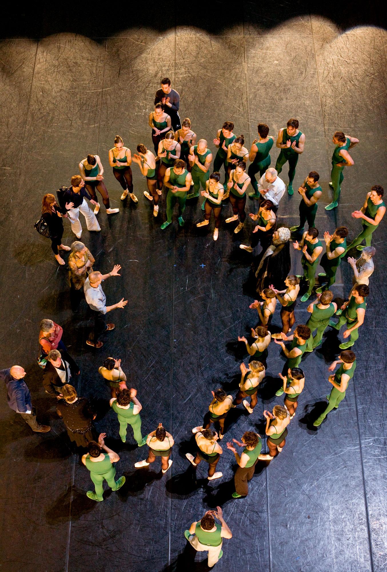 William Forsythe, Royal Ballet of Flanders, Bill Forsythe, Frankfurt Ballet