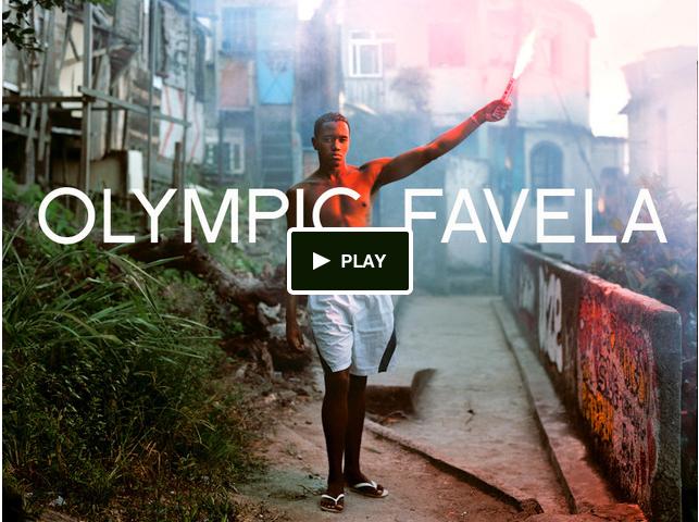 Olympic Favela Kickstarter Campaign